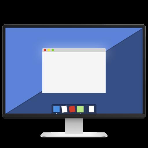 DeskCover Icon